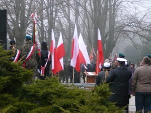 Erinnerungsfeier in Kolobrzeg zu den Kämpfen um die Stadt. Foto: Polen.pl (MH)