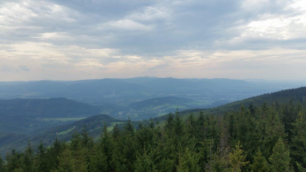 Ausblick vom Berg Czantoria (Foto: Polen.pl)