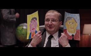"""J. Kaczyński in der Youtube-Satire-Serie """"Ucho Prezesa"""" (Screenshot: Ucho Prezesa)"""