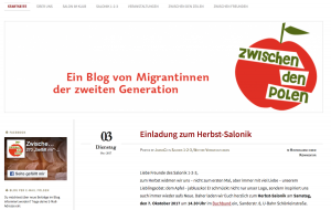 Screenshot: zwischendenpolen.wordpress.com