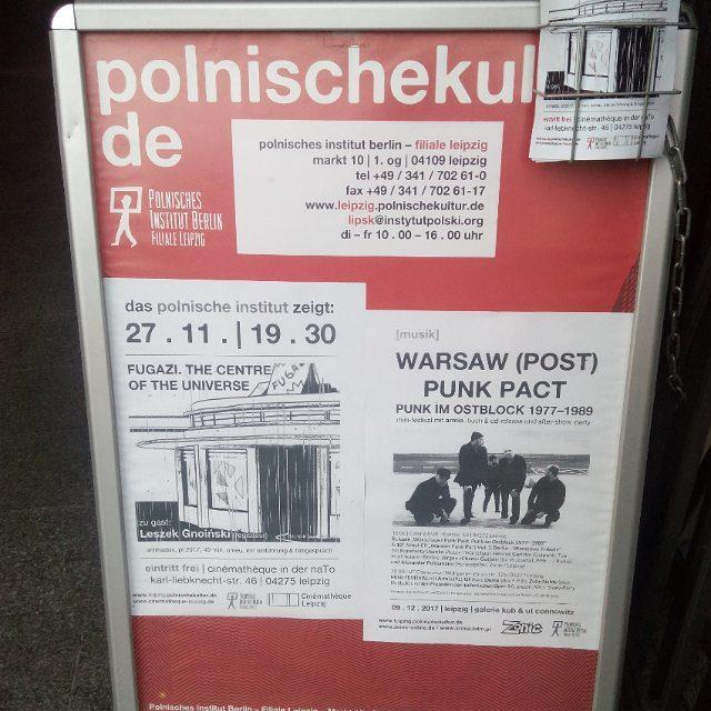 fter mal nach Leipzig fahren! polnischesinstitut polnischesinstitutleipzig vollesprogramm polnischesinstitutberlin