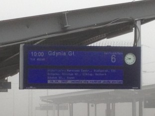 Kleine Anleitung Zum Bahnfahren In Polen Polenpl
