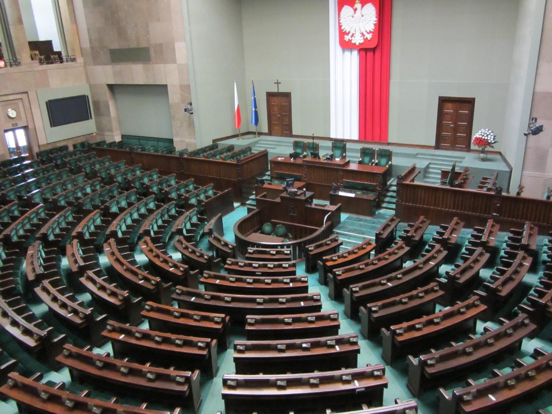 Parlament In Polen