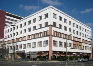Deutschlandhaus (Foto: Wikimedia Commons / Jörg Zägel / CC BY-SA)