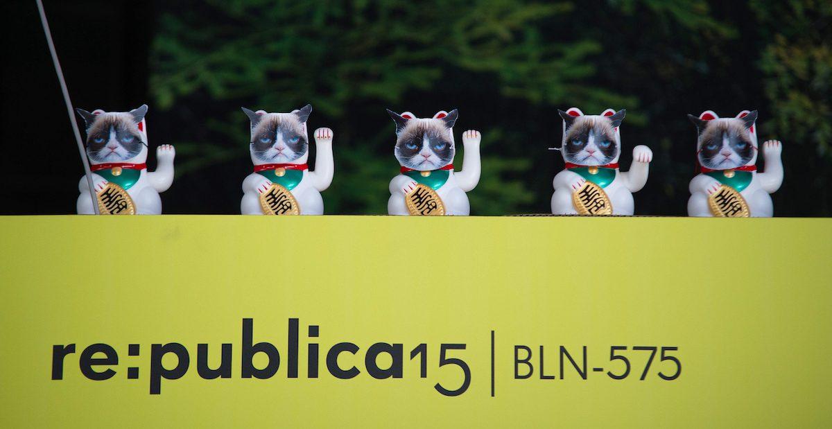 Foto: flickr / re:publica / Gregor Fischer / CC BY-SA