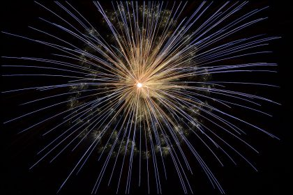 Feuerwerk. Foto: Pixabay, christy1