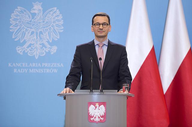 Polnische Regierung stellt sich neu auf
