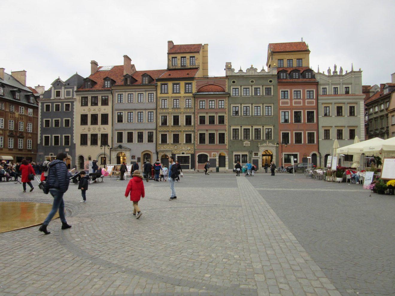 Das Warschauer Museum nach der Wiedereröffnung