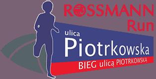 Logo Rossmann-Run. Quelle: http://biegpiotrkowska.pl/