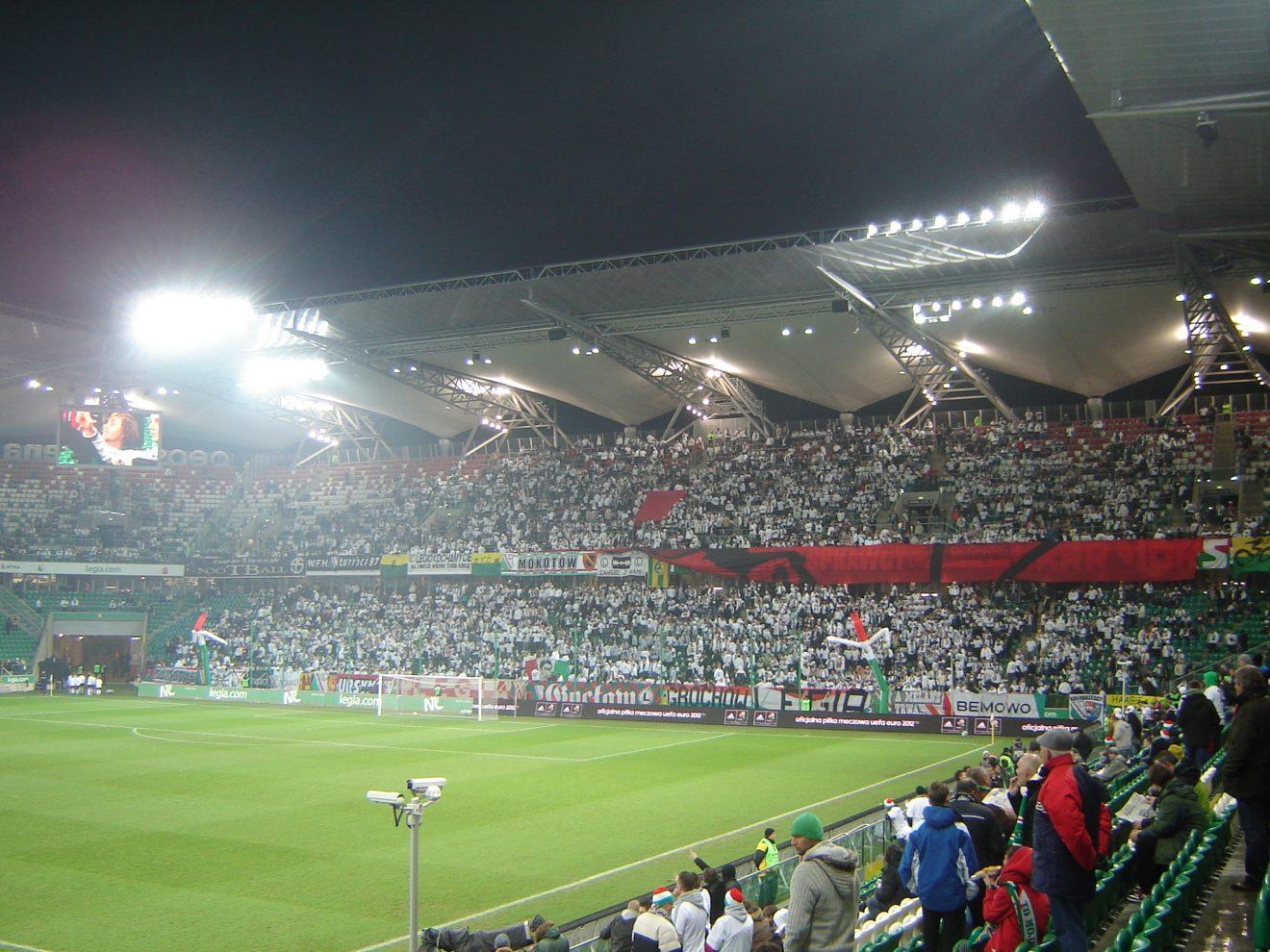 Legia Warszawa zum 13. Mal polnischer Fußballmeister