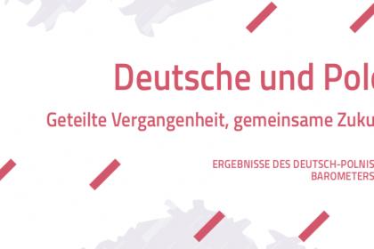 Dt.-Poln. Barometer 2018 © ISP, KAS, Körber-Stiftung