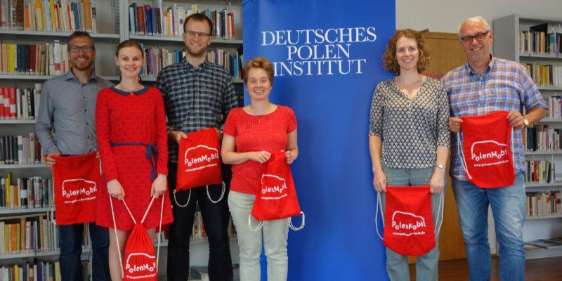 Polen.pl-Redaktionstermin 2018 in Darmstadt
