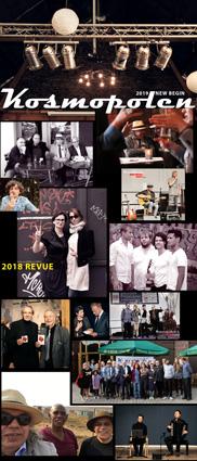NEW Begin Kosmopolen - Neujahresempfang 2019