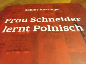 Foto Schneider lernt Polnisch.