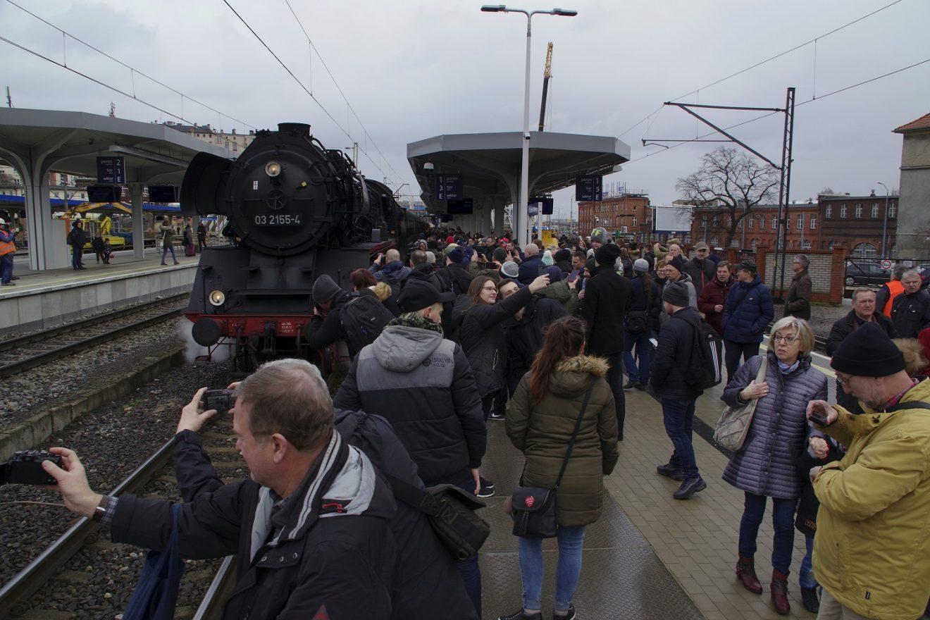 175 Jahre Eisenbahn Berlin - Szczecin (Stettin)