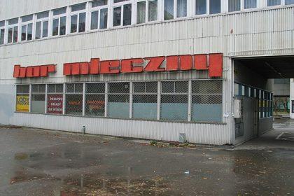 Ein bar mleczny in Łódź
