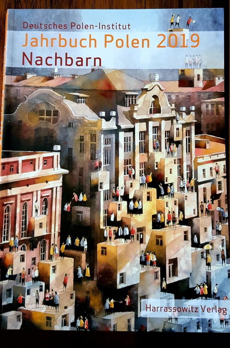 Cover Jahrbuch Polen 2019