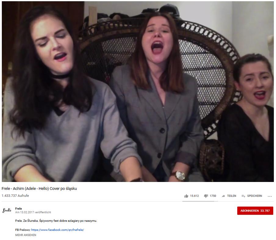Frele Youtube
