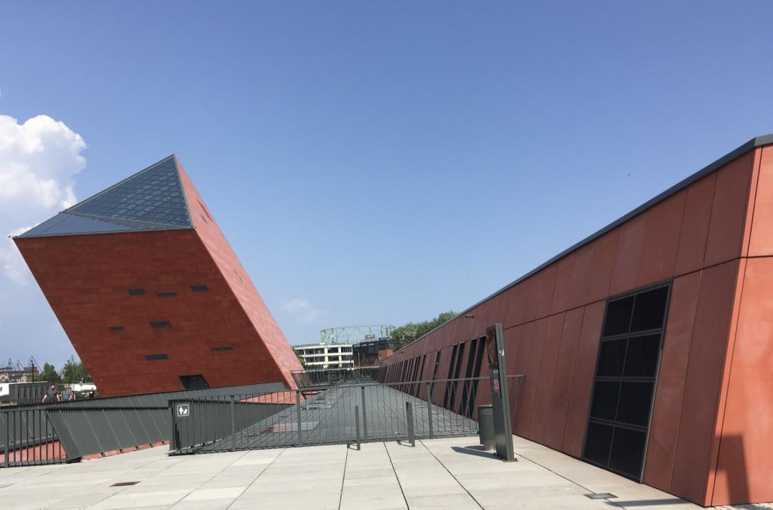 Museum der Geschichte des 2. Weltkrieges in Danzig