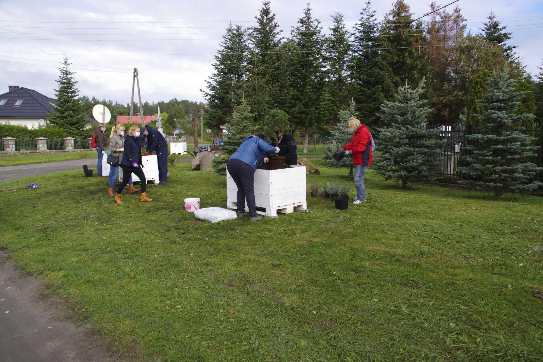 Teilnehmer bei der Arbeit. Foto: asc