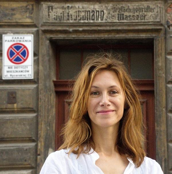 Lesung und Gespräch mit Karolina Kuszyk