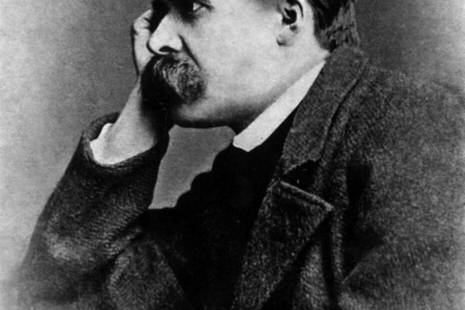 Nietzsche. Image by WikiImages from Pixabay